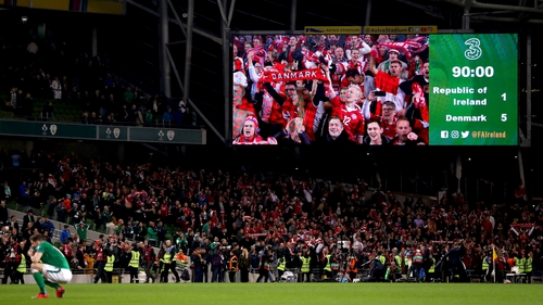 Irish football could do with a campaign where qualifying is not the sole objective