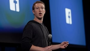 Facebook CEO Mark Zuckerberg has cautioned against a rush to end lockdowns