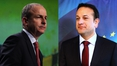 Taoiseach, Martin meet after no confidence submission