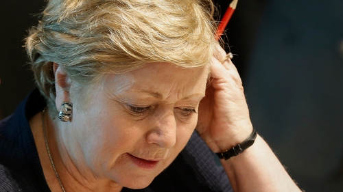 Frances Fitzgerald met Noirín O'Sullivan the day after she received the email and did not mention it to her