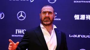 Eric Cantona will pick up the 2019 UEFA President's Award