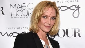 Uma Thurman vents anger at Weinstein