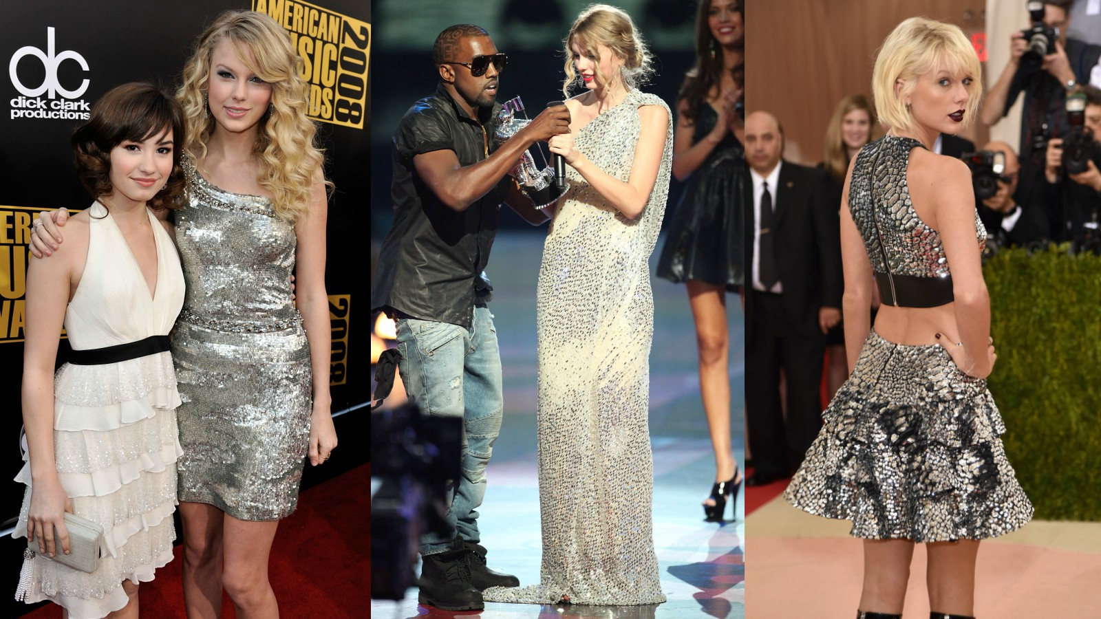 Taylor Swifts Fashion Transformation: Are you Ready For It?