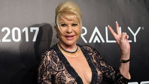 Ivana Trump for The Ray D'Arcy Show