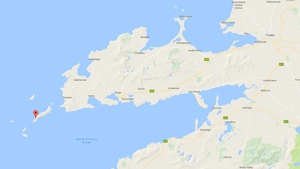 The Great Blasket Island, a bare treeless island off the coast of Co Kerry, receives up to 400 visitors a day, and thousands in total during the main season (Pic: Google Maps)