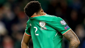 Cyrus Christie was the victim of racist abuse in wake of Denmark defeat