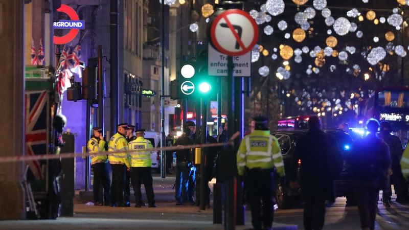 Image result for Incident at Oxford Circus