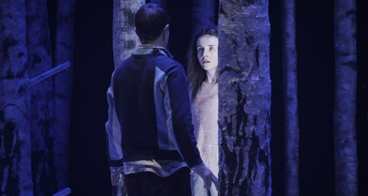 "Review:  ""Let The Right One In"" at the Abbey Theatre"