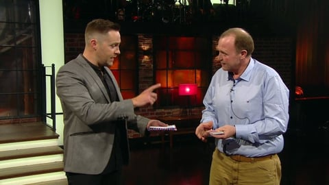 Keith Barry's Card Trick | The Late Late Show