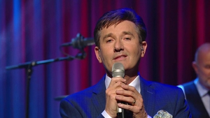 Daniel O'Donnell was forced to cancel a string of live shows last year but is currently preparing to return to the stage