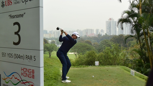 SSP Chawrasia leads the way in Hong Kong