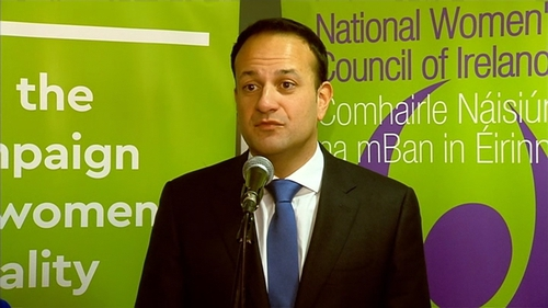 Leo Varadkar asked what message would be given 'if we bow to sacrifice an honourable woman'