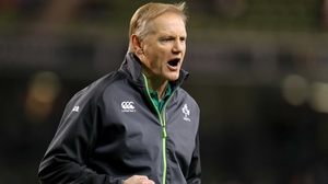 Joe Schmidt won't take any chances with the next two Six Nations tournaments