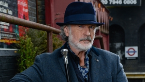 Bergin as Aidan Maguire in EastEnders