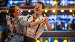 Joe McFadden impressed the judges and viewers alike on Saturday's Strictly Come Dancing