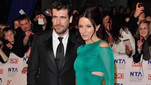 Davina McCall and husband Matthew Robertson split