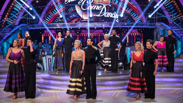 The ninth celebrity has been voted off this year's Strictly Come Dancing