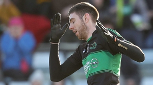 Luke Connolly was the star for Nemo in their victory over Dr Crokes