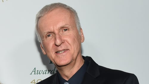 "James Cameron - Hailed ""amazing achievement"""