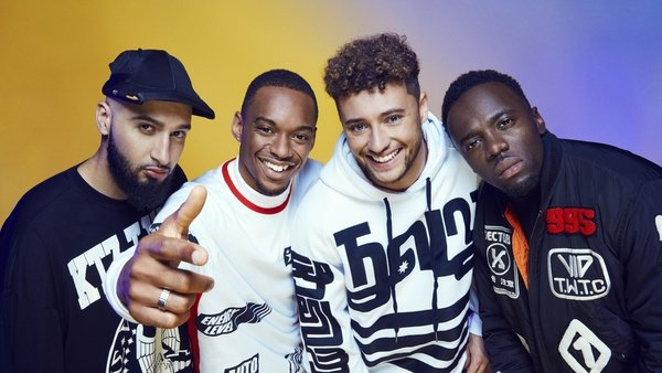 Rak-Su have made it through to the X Factor final