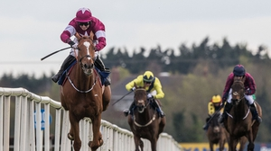 Samcro was supreme at Leopardstown