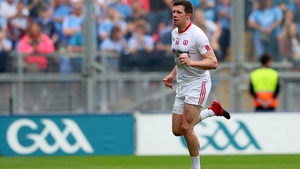 Sean Cavanagh played his last game for Tyrone in August