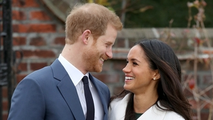 Britain's Prince Harry and Meghan Markle will visit Ireland in July