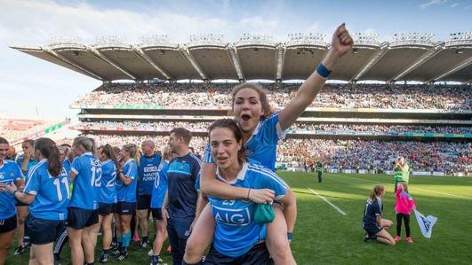 Blues Sisters - Dublin finally reach the promised land
