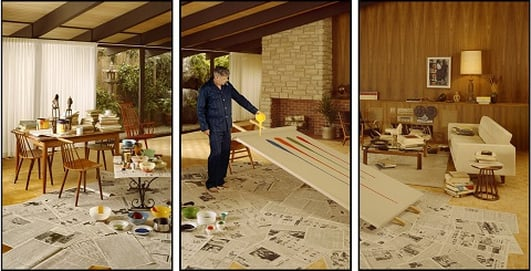 """That's Not Me"", an exhibition by Rodney Graham"