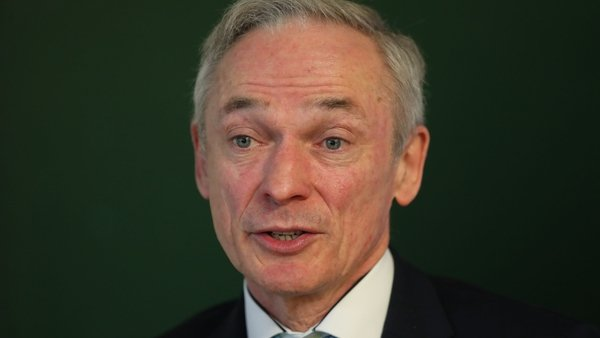 Minister for Communications, Climate Action and Environment Richard Bruton