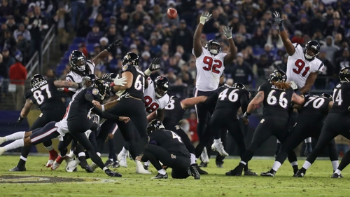 4 takeaways from Ravens' 23-16 win over Texans