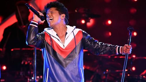 Bruno Mars Announces Massive Marlay Park Gig