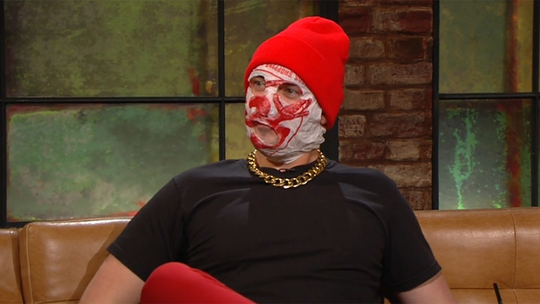 Blindboy Boatclub of The Rubberbandits on coping with anxiety and agoraphobia