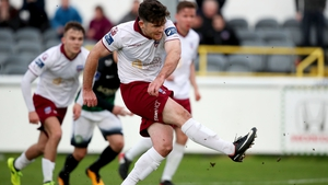 Ronan Murray has joined Dundalk
