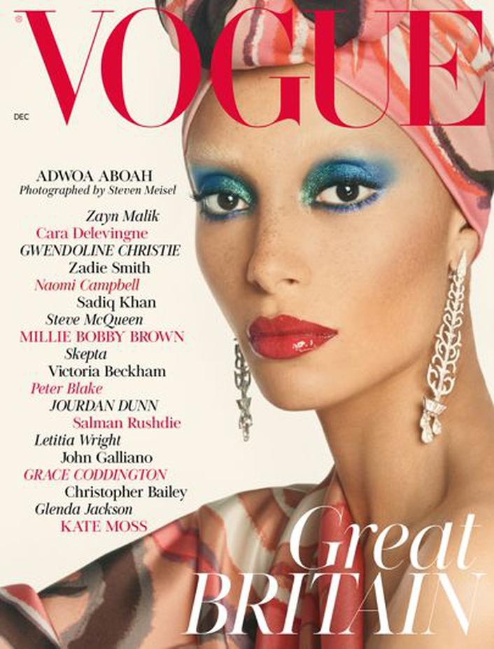 A new editor at British Vogue