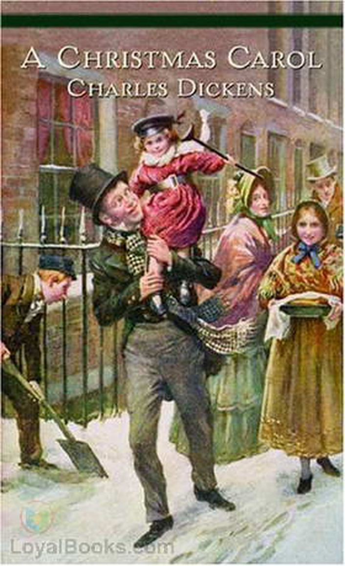Charles Dickens and Christmas on film