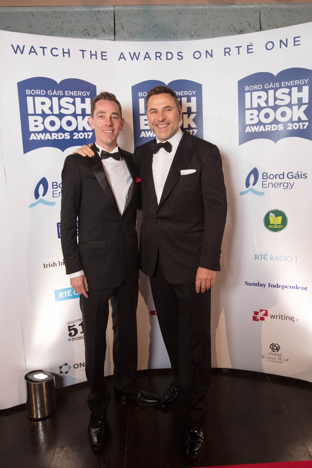 ac0764432c4 Big night for Irish writing at Bord Gáis Energy awards