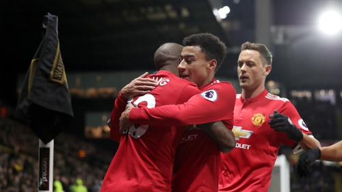 Manchester United's high-octane offence makes short work of Watford