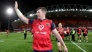 O'Mahony has been an integral part of the Munster team since making his debut in 2010