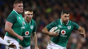 Tadhg Furlong, Peter O'Mahony and Rob Kearney are all out of contract next summer