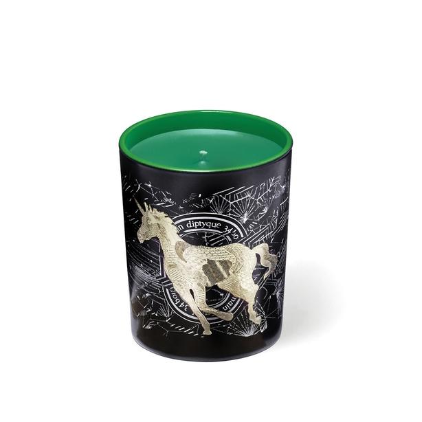Unicorn Holiday Candle