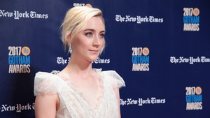 Saoirse Ronan attends IFP's 27th Annual Gotham Independent Film Awards