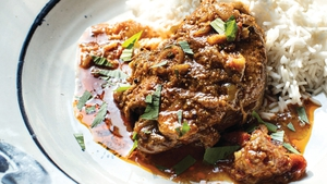 Rory O'Connell's Duck Leg Curry