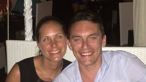 Frank and Alexandra Dunne were visiting relations in Carrick-on-Shannon when the tragedy happened