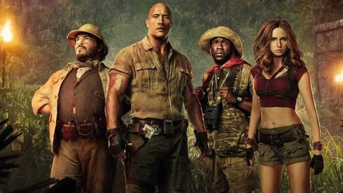Amazon is offering early screenings of 'Jumanji