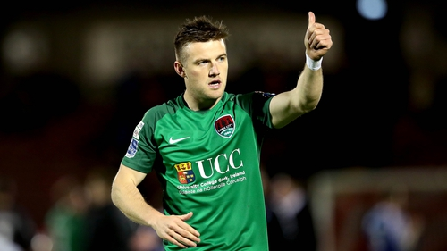 6ae7f9513 Steven Beattie has committed to Cork City for the 2018 season