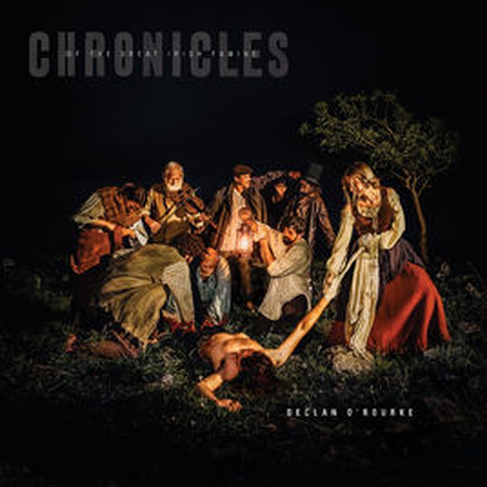 """""""Chronicles Of The Great Irish Famine"""", an album by Declan O'Rourke"""