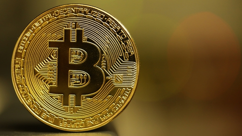 Bitcoin had hit a market capitalisation of $1 trillion on Friday