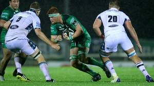 Sean O'Brien has signed a new deal with Connacht