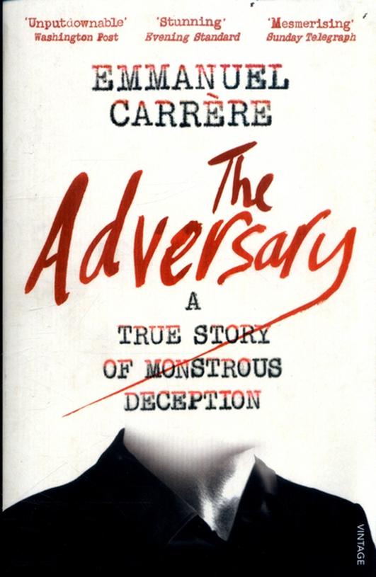 Book Club: The Adversary